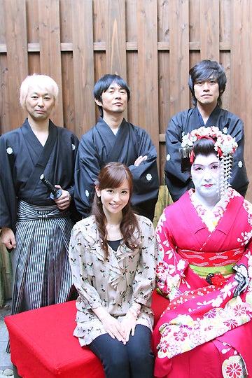 京都舞妓体験処『心』 スタッフブログ-めざまし05