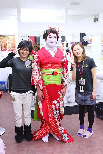 京都舞妓体験処『心』 スタッフブログ-めざまし06