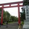 美瑛神社のパワーは地に足がしっかりつく~感じ?!の画像