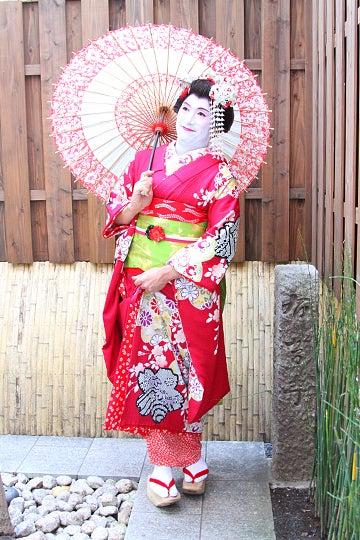 京都舞妓体験処『心』 スタッフブログ-めざまし04