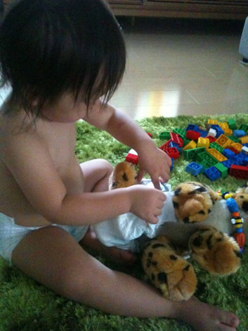 $育児と家族と自分のblog-20110625④