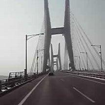 瀬戸大橋 今日も綺麗…