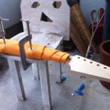ギター製作2