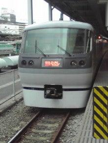 """ぽけあに鉄道宣伝部日誌(仮)-ltd exp""""Musashi"""" sb10112F"""