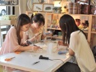 atelier greenbloom++*埼玉・上尾市のプリザーブドフラワーshop&school