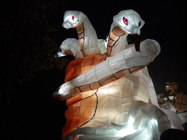 古都の礎-粟田神社 夜渡り神事