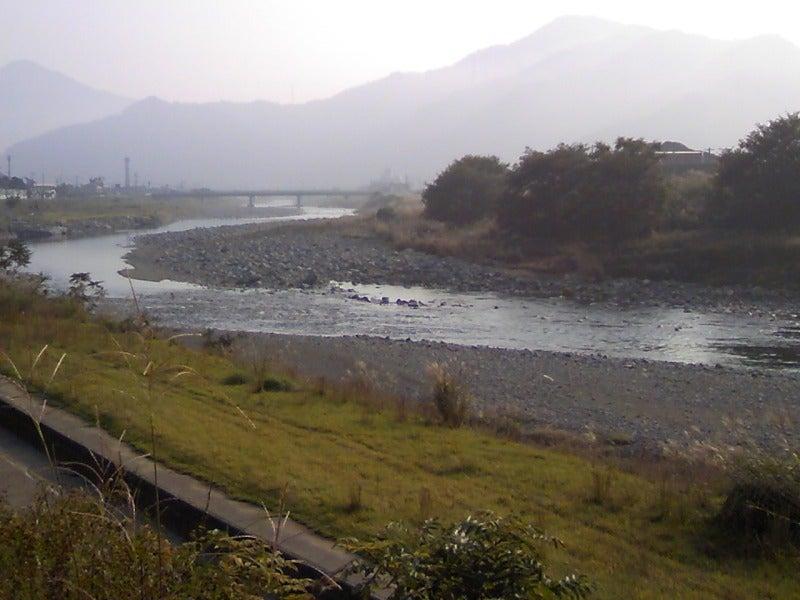 SGS健康コーディネーター 奥郁子のブログ-早朝の風景