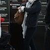 エマ・ワトソン 2011年3月 Heathrow Airportの画像