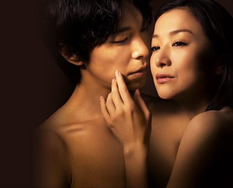 『セカンドバージン』の長谷川博己と鈴木京香