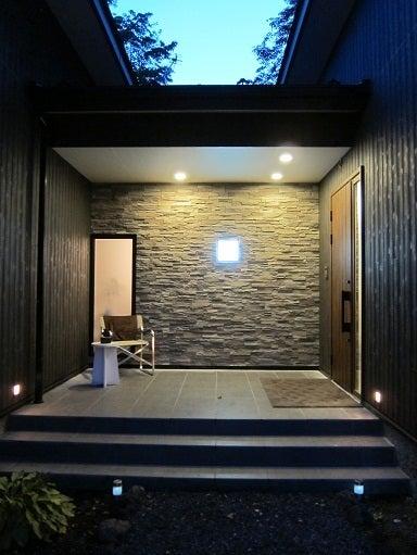 銀座由美ママの心意気-軽井沢加納 玄関
