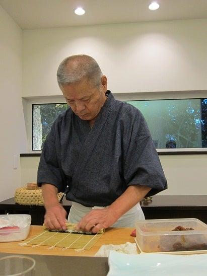 銀座由美ママの心意気-軽井沢加納 加納 貞ご主人