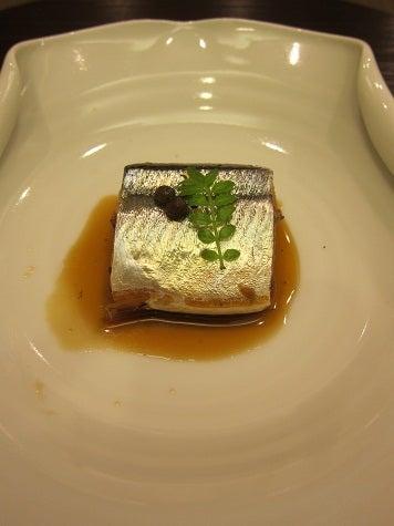 銀座由美ママの心意気-軽井沢加納 北海道秋刀魚