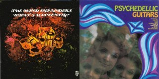 Mind Expanders: What's Happening & Psychedellic Guitars