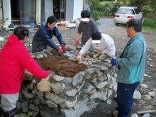 チャレンジキャンプ2011-石並べ