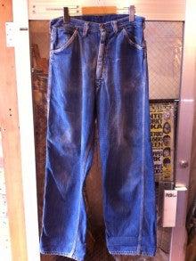 $古着とヴィンテージのお店「Bamboo.」のブログ