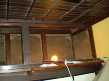 マイティハウジングのブログ-震災での被害 施工前