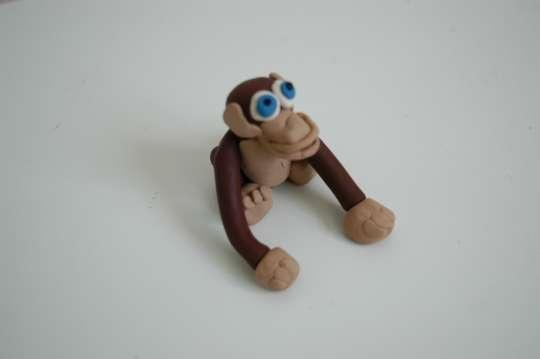 $トロントで出会った英単語を調べました。-monkey