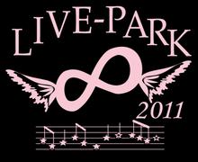 $☆LIVE-PARK 2011 公式ブログ☆~6th~-Tシャツ背中♪