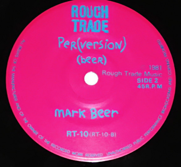 PARANOIA TRAINの日々-MARK BEER - PRETTY
