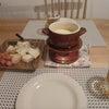 ☆チーズフォンデュで家カフェ!☆の画像