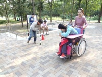 $知的・発達障害児のための「個別指導の水泳教室」世田谷校-12
