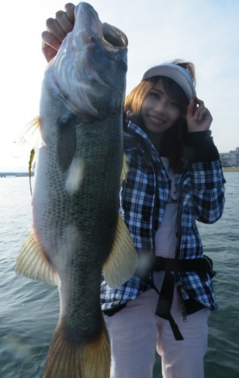 釣りガール☆ りんかのりんりん♪ブログ 2011