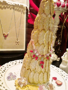 handmade fake sweets life ~h.f.l ~-リーフパイのタワー