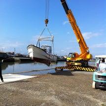 大きいサイズの船を積…