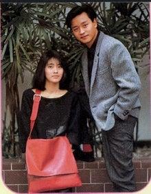 レスリー・チャン(張國榮・張国栄・Leslie Cheung)スマイル