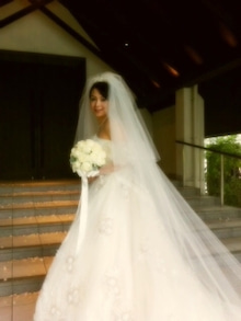 「有坂来瞳 結婚式」の画像検索結果
