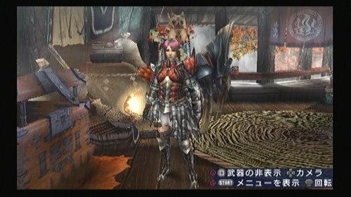 3rd 弓 モンハン
