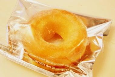 $あまいけいき スイーツ博士のブログ-【大船】カルヴァ_焼きドーナツ