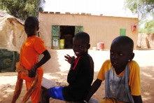 自転車世界横断!!TERU-TERU project-Wild Senegal04