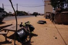 自転車世界横断!!TERU-TERU project-Wild Senegal03