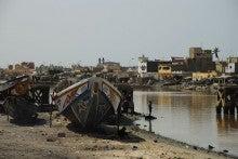 自転車世界横断!!TERU-TERU project-Wild Senegal08