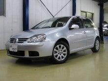 $輸入車中古車販売 アップフィールド-2007年 VW ゴルフGLi