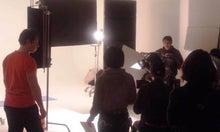◆「徹子の部屋」出演パーソナルトレーナーWiiFit監修:松井薫◆-松井薫 テレビ撮影収録現場.jpg