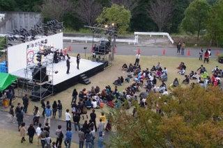 新谷良子オフィシャルblog 「はぴすま☆だいありー♪」 Powered by Ameba-ステージ全景。