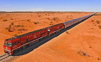 オーストラリア大陸縦断鉄道「ザ...