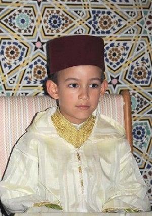 モロッコ王室】モーレイ・アル・...