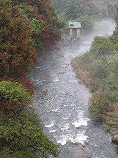 晴れのち曇り時々Ameブロ-摺上川