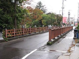 晴れのち曇り時々Ameブロ-赤川橋