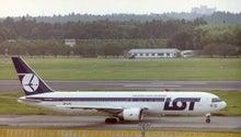 LOTポーランド航空」が胴体着陸...