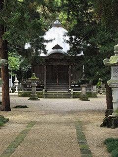 晴れのち曇り時々Ameブロ-薬師堂(医王寺)