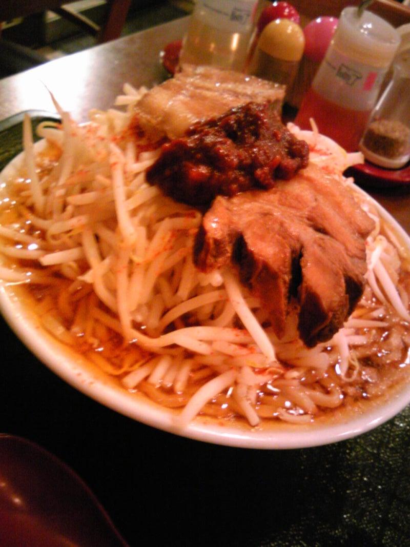 名古屋グルメ  ラブラーメン食べある記              『濃い~のでお願いします』