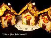 新米作家のフェイクスイーツデコ日記*Up to Yuu Fake Sweets*-お菓子の家