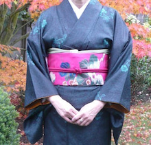 London Opera-loving Kimono-girl (着物でオペラ in ロンドン)(旧オペラ三昧イン・ロンドン)
