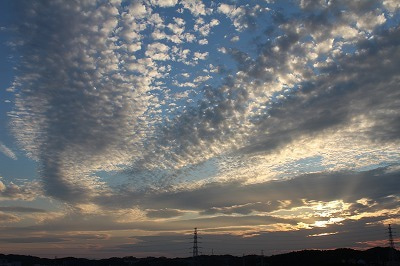 春海海の日記-空♪
