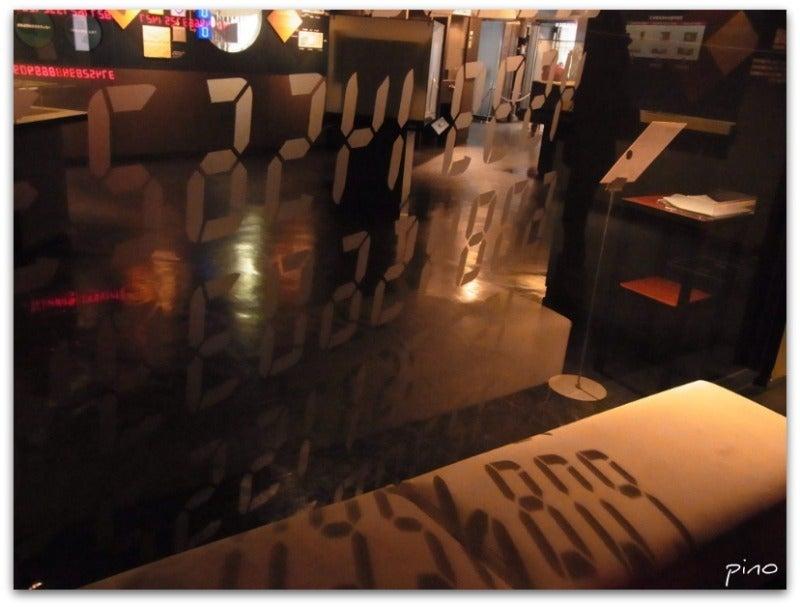 ピノたんのんびり日記-小樽 旧日銀内 数字の部屋