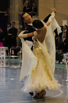 東京六大学競技ダンス選手権大会